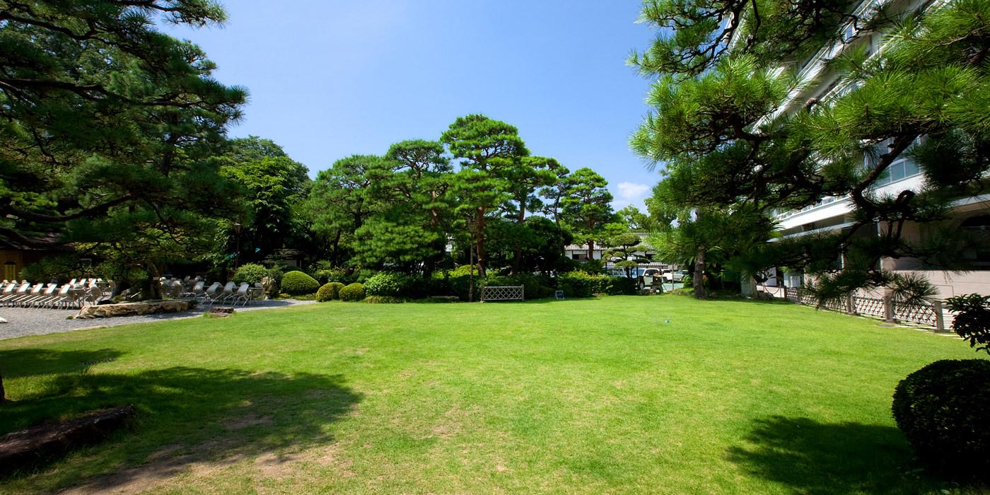 三翠園の歴史